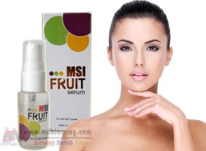msi fruit serum