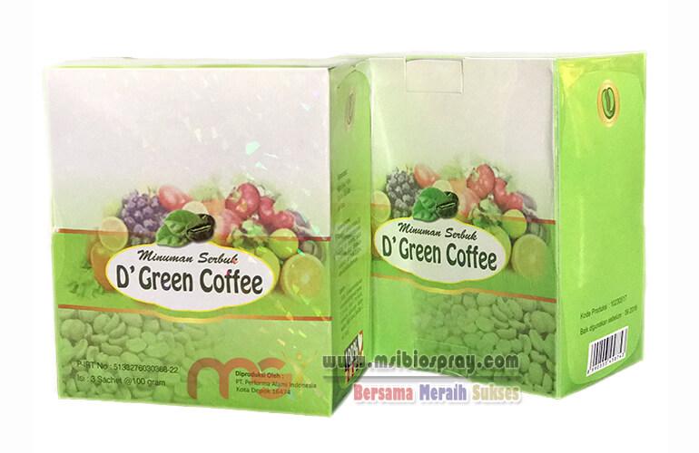 msi green coffee