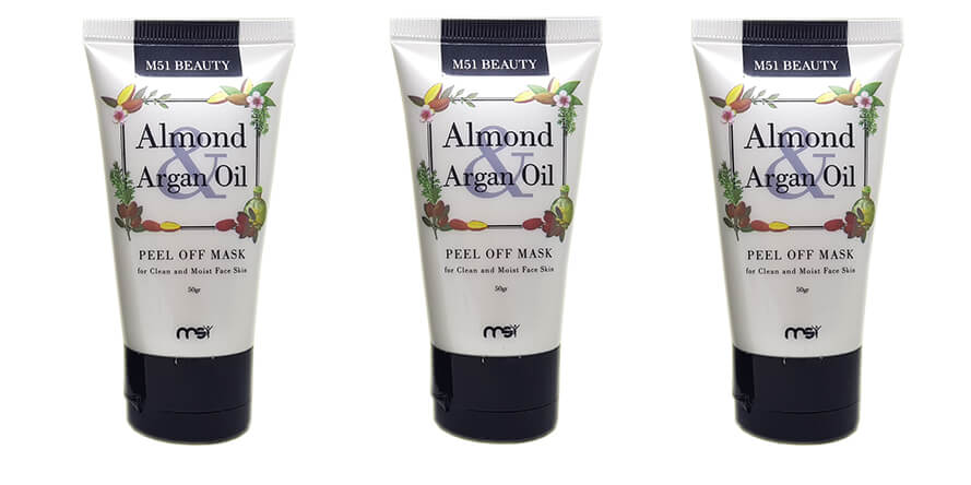 msi almond argan oil